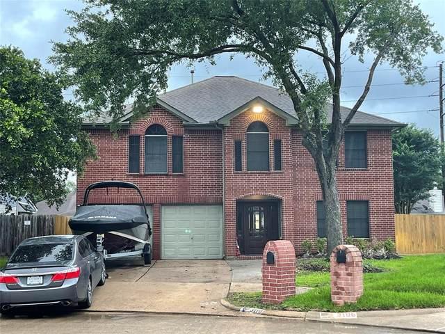 3110 Rainmont Lane, Katy, TX 77449 (MLS #44432881) :: Guevara Backman