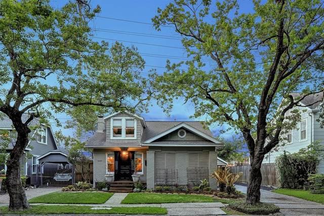 1616 Vassar Street, Houston, TX 77006 (#44433008) :: ORO Realty