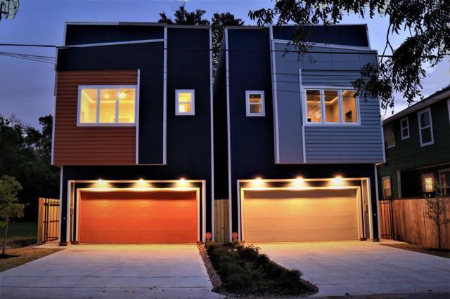 3501 Terry Street A, Houston, TX 77009 (MLS #44444496) :: Giorgi Real Estate Group