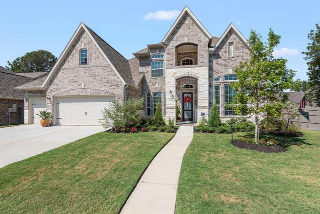17402 Orchid Falls Lane, Conroe, TX 77302 (MLS #44460534) :: The Property Guys