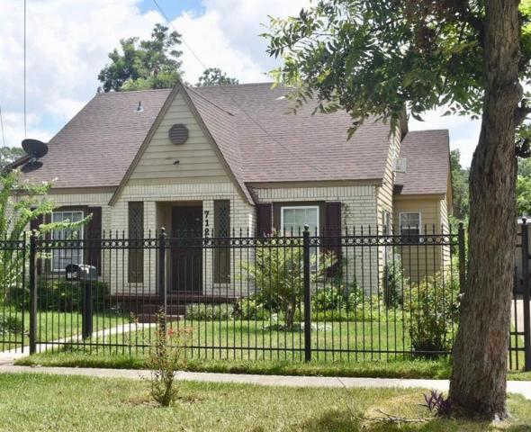 7124 Garden Street, Houston, TX 77087 (MLS #44463178) :: The SOLD by George Team