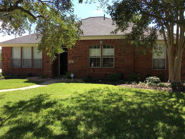 268 Plum Circle, Lake Jackson, TX 77566 (MLS #44466547) :: The Jill Smith Team