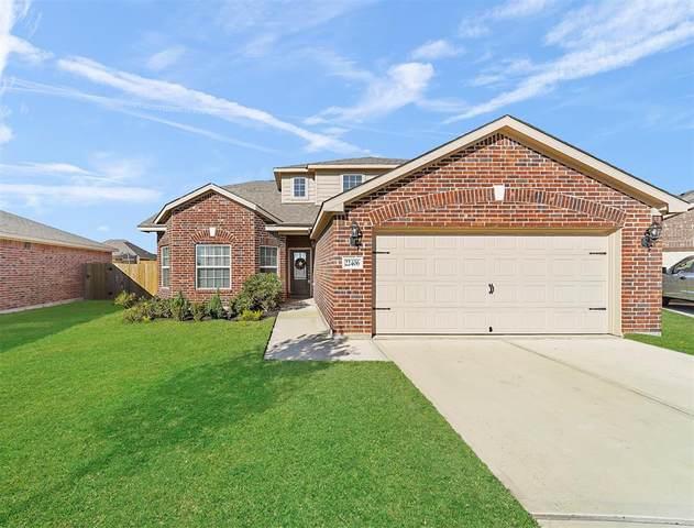 22406 Threefold Ridge Drive, Hockley, TX 77447 (MLS #44473865) :: Caskey Realty