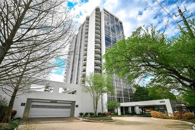 5001 Woodway Drive #1505, Houston, TX 77056 (MLS #44475307) :: All Cities USA Realty