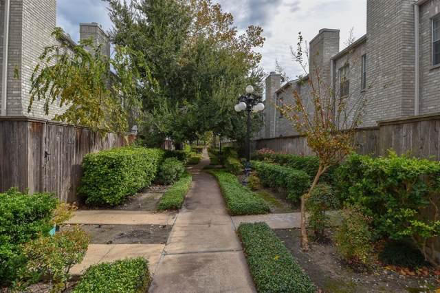 3780 Tanglewilde Street #404, Houston, TX 77063 (MLS #44476190) :: Phyllis Foster Real Estate