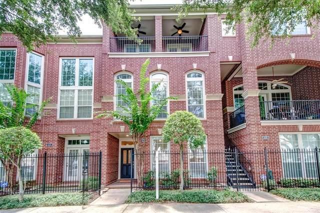 420 Mcgowen Street, Houston, TX 77006 (MLS #44477252) :: The Sansone Group