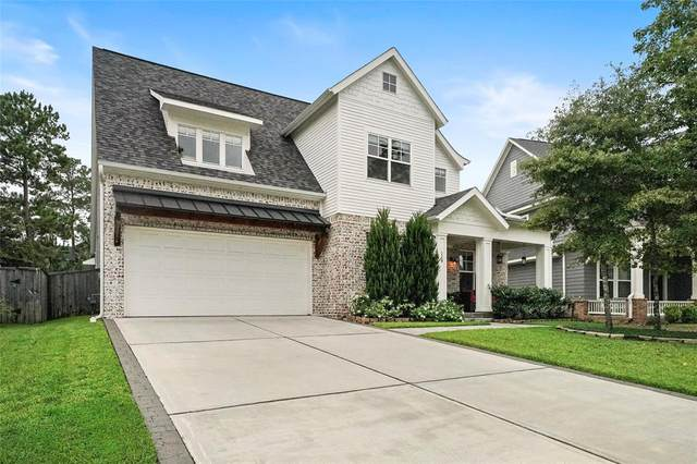 118 Silverwolf Cove Place, Montgomery, TX 77316 (MLS #44479119) :: Connell Team with Better Homes and Gardens, Gary Greene