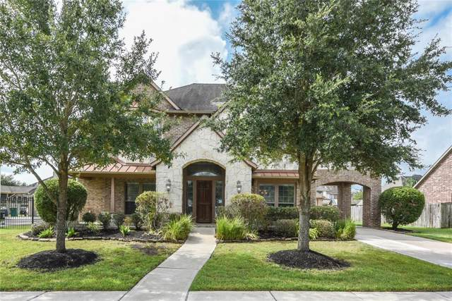 12404 Page Crest Lane, Pearland, TX 77584 (MLS #44481482) :: Caskey Realty