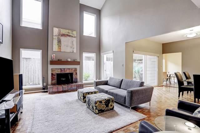 1522 Nantucket Drive #2, Houston, TX 77057 (MLS #44482380) :: Giorgi Real Estate Group