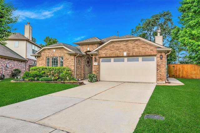 168 Knollbrook Circle, Montgomery, TX 77316 (MLS #44482736) :: The Home Branch