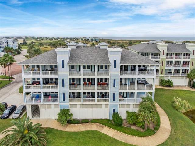 4131 Pointe West Drive #301, Galveston, TX 77554 (MLS #44482961) :: My BCS Home Real Estate Group