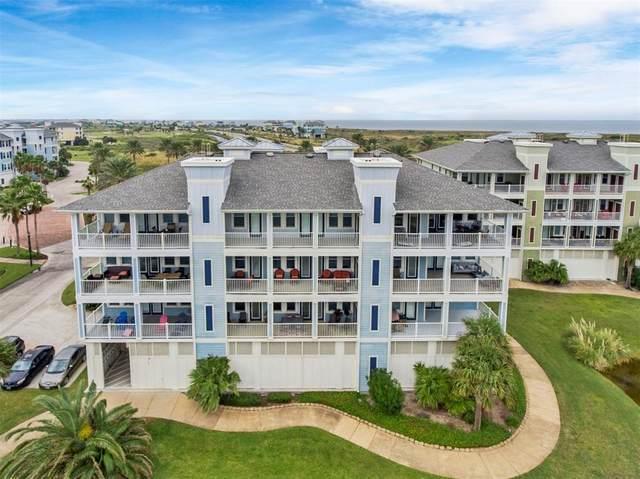 4131 Pointe West Drive #301, Galveston, TX 77554 (MLS #44482961) :: Green Residential