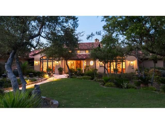 705 Saddleridge Drive, Wimberley, TX 78676 (MLS #44485618) :: Phyllis Foster Real Estate