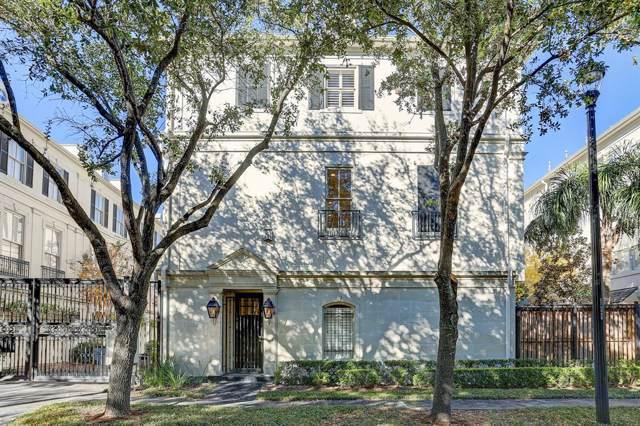 152 Oak Place Drive, Houston, TX 77006 (MLS #44502218) :: The Sansone Group