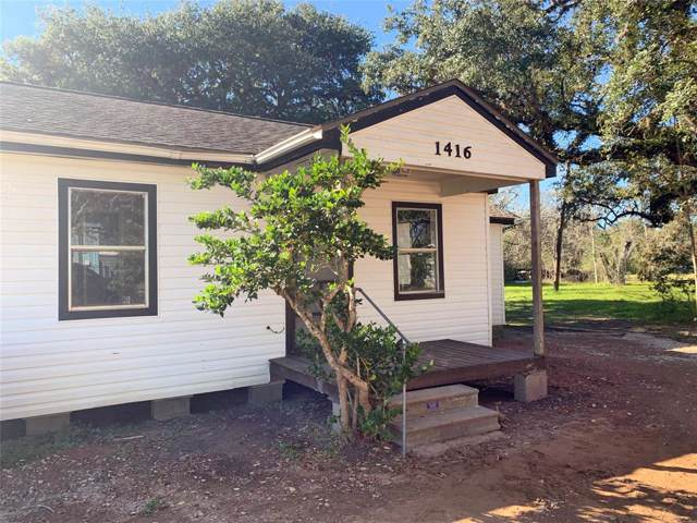 1416 Papendorf Lane, West Columbia, TX 77486 (MLS #44502276) :: Texas Home Shop Realty