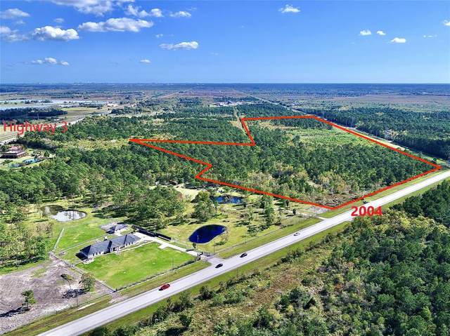 000 Fm 2004 Expressway, Dickinson, TX 77539 (MLS #44503953) :: The SOLD by George Team
