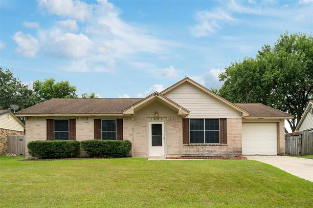 1405 James River Court, League City, TX 77573 (MLS #44510339) :: The Bly Team