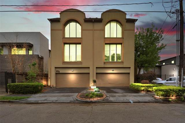 1215 Welch Street A, Houston, TX 77006 (MLS #44512233) :: Lerner Realty Solutions