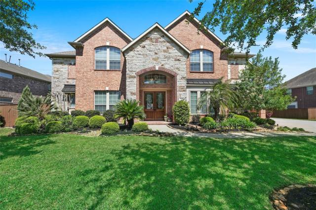 311 Northcliff Ridge Lane, Friendswood, TX 77546 (MLS #44519344) :: Texas Home Shop Realty