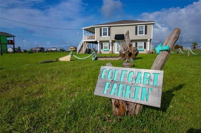 3922 1st Street, Galveston, TX 77554 (MLS #4452421) :: Green Residential