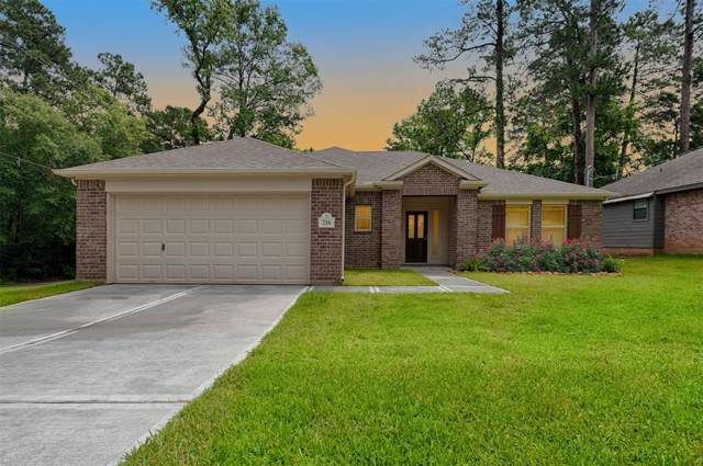 407 Foxmeadow, Cleveland, TX 77327 (MLS #44525192) :: The Bly Team