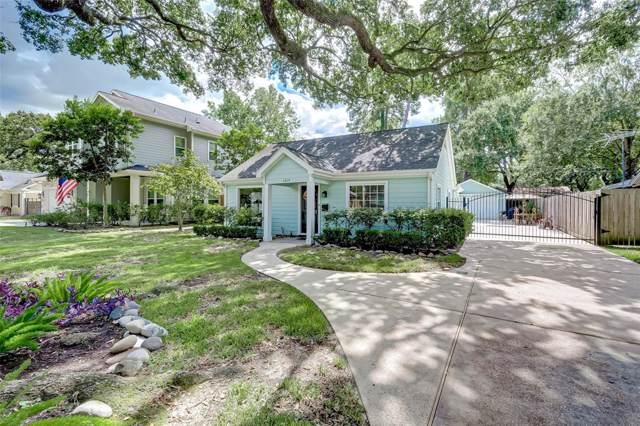 1015 Lamonte Lane, Houston, TX 77018 (MLS #44537956) :: The Home Branch