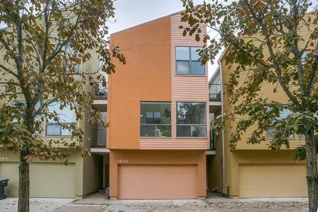 1606 Hadley Street, Houston, TX 77003 (MLS #44542293) :: The Freund Group