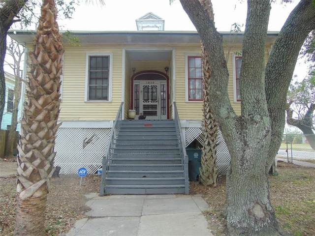 1803 27th Street, Galveston, TX 77550 (MLS #44546773) :: Giorgi Real Estate Group