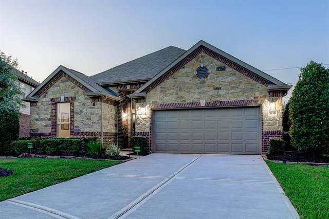 3116 Vintage View Lane, Pearland, TX 77584 (MLS #44552574) :: The Queen Team