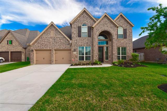2742 Cutter Court, Manvel, TX 77578 (MLS #44552911) :: Christy Buck Team