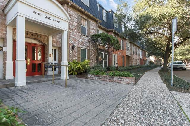 351 N Post Oak Lane #803, Houston, TX 77024 (MLS #44557156) :: The Bly Team