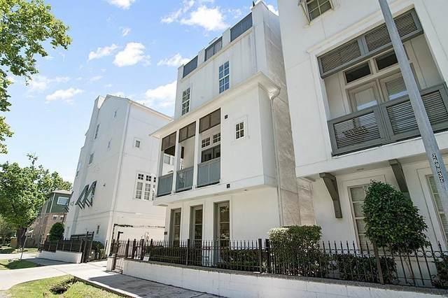 282 E 28 Street, Houston, TX 77008 (MLS #44557610) :: Green Residential