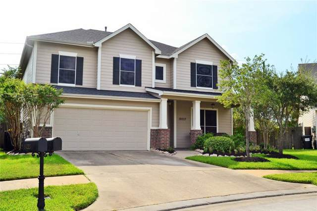 19227 Mossy Pointe Lane, Tomball, TX 77377 (MLS #44558164) :: The Heyl Group at Keller Williams