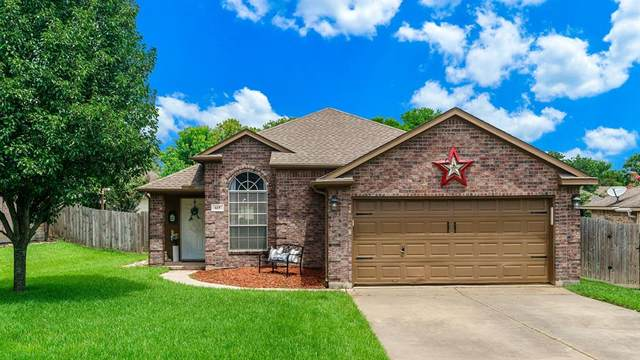 615 Lake View Drive, Montgomery, TX 77356 (MLS #44560518) :: The Property Guys