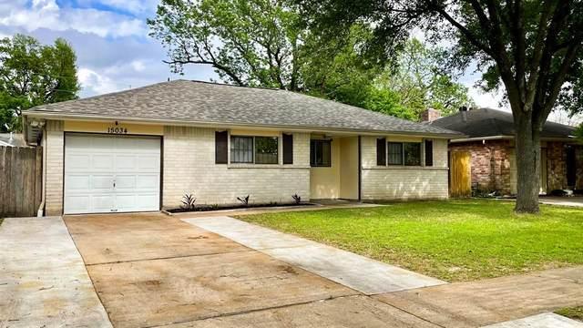 15034 Kirkfield Lane, Houston, TX 77060 (MLS #44565123) :: Lisa Marie Group | RE/MAX Grand