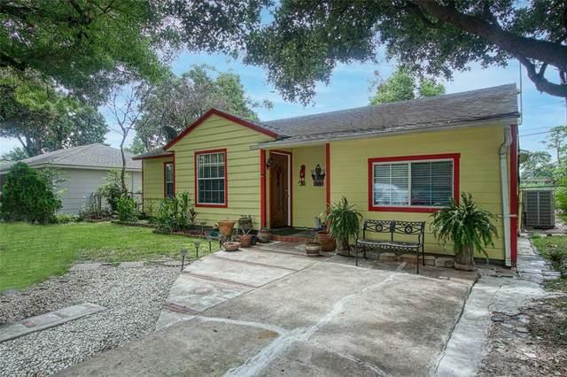 6923 Raton Street, Houston, TX 77055 (MLS #44567423) :: Caskey Realty