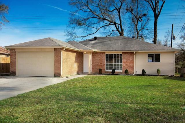 505 Toby Lane, Conroe, TX 77301 (MLS #44569797) :: The Heyl Group at Keller Williams