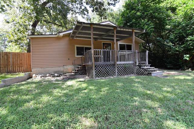 16840 Stinson Lane, Montgomery, TX 77316 (MLS #44571383) :: The Heyl Group at Keller Williams