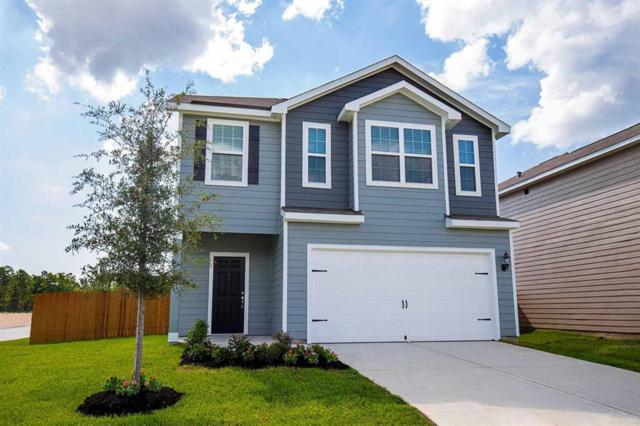 26051 Allan Poe Drive, Magnolia, TX 77355 (MLS #44574229) :: The SOLD by George Team