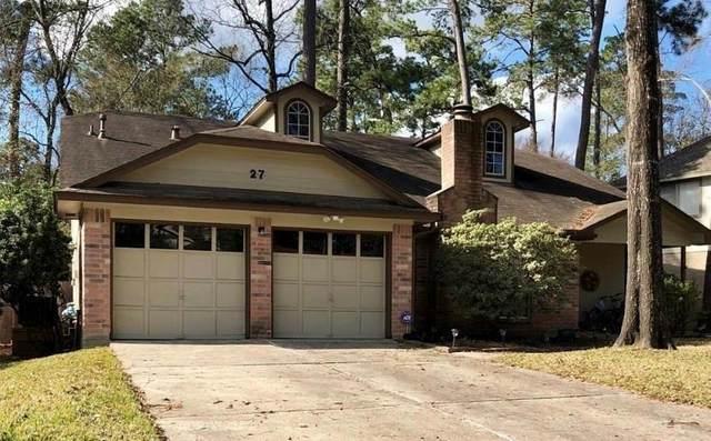 27 N Drifting Leaf Ct Court, Spring, TX 77380 (MLS #44577278) :: Giorgi Real Estate Group