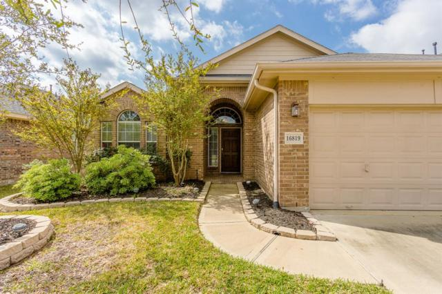 16819 Tranquility Park Drive, Cypress, TX 77429 (MLS #44586919) :: Krueger Real Estate