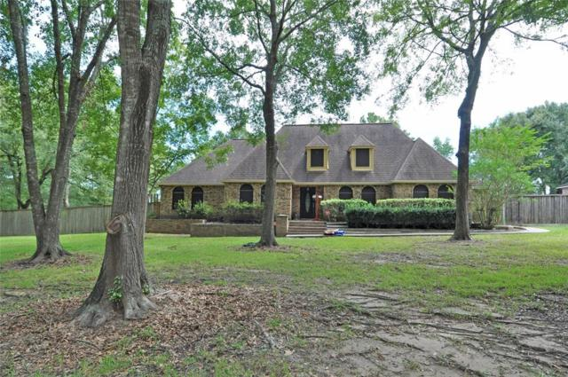 21610 Whispering Pines, Humble, TX 77338 (MLS #44599831) :: Texas Home Shop Realty