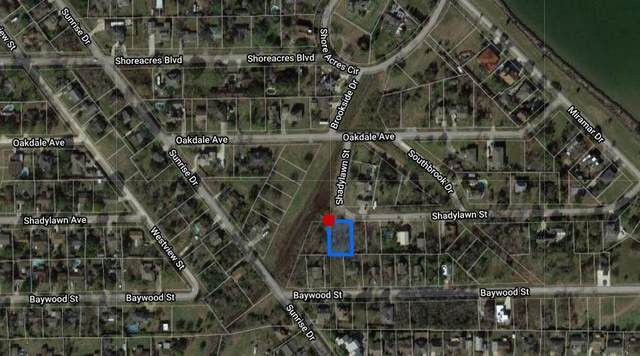 TBD Shadylawn Street, Shoreacres, TX 77571 (MLS #44627222) :: The Freund Group