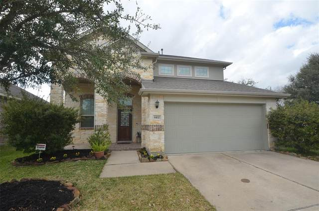 6102 Nicholas Lane, Katy, TX 77494 (MLS #44629549) :: The Freund Group