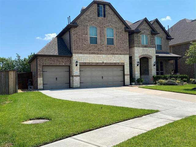 18522 Highpointe Run Lane, Tomball, TX 77377 (MLS #44633319) :: The Bly Team