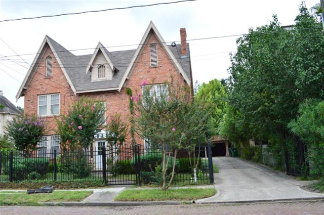1528 Maryland Street, Houston, TX 77006 (MLS #446343) :: Texas Home Shop Realty