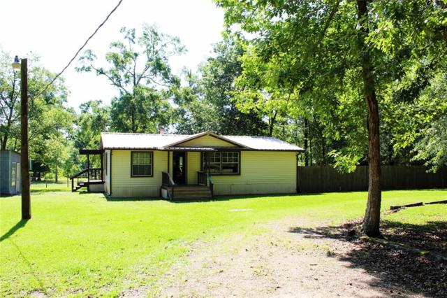 101 Horseshoe Way Loop, Cleveland, TX 77328 (MLS #44635442) :: Texas Home Shop Realty