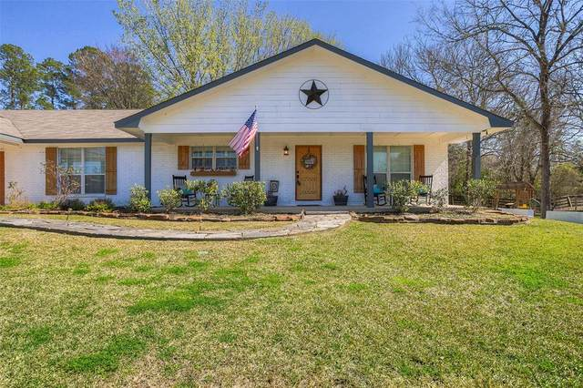 10960 Meadow Wood Lane, Willis, TX 77318 (MLS #44637660) :: Johnson Elite Group
