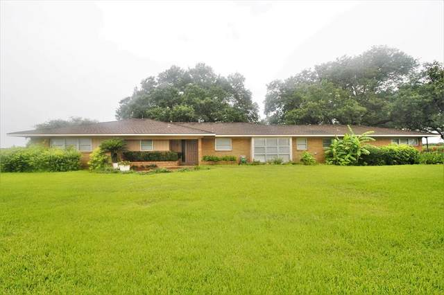 1645 County Road 467, Wharton, TX 77488 (MLS #44638075) :: The Bly Team