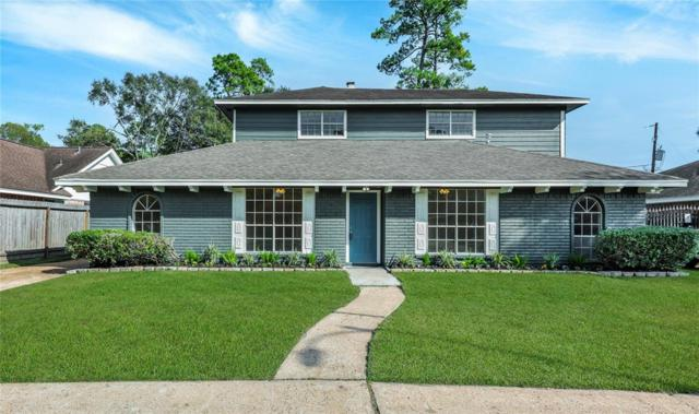 5410 Candlemist Drive, Houston, TX 77091 (MLS #44641489) :: Texas Home Shop Realty